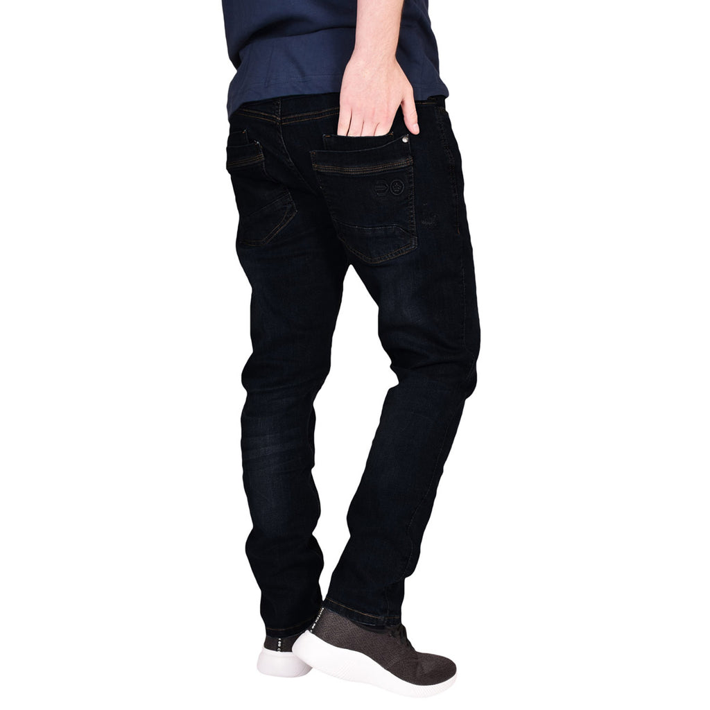 Crosshatch Jeans Balt Raw Wash