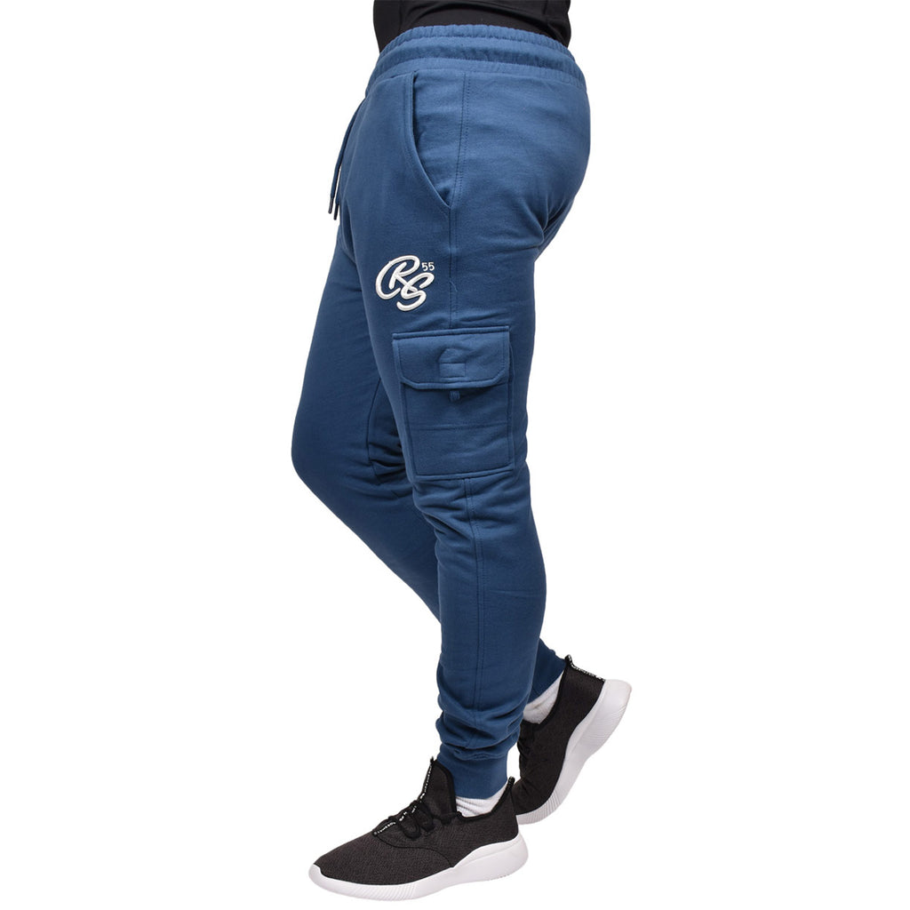 Crosshatch Joggers Lowood Navy