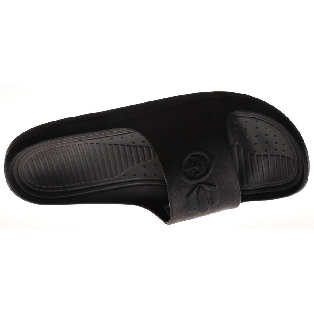 Crosshatch Oreti Sliders Black