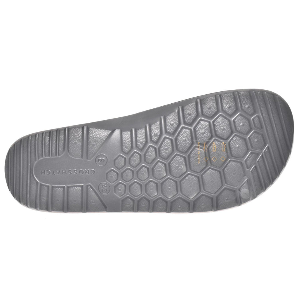 Crosshatch Oreti Sliders Grey
