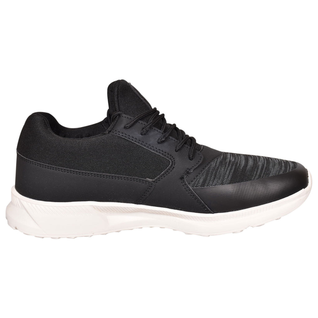 Crosshatch Trainers Pedeira Black