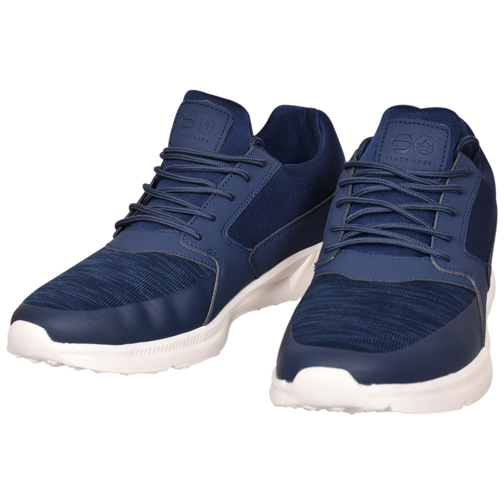 Crosshatch Trainers Pedeira Navy