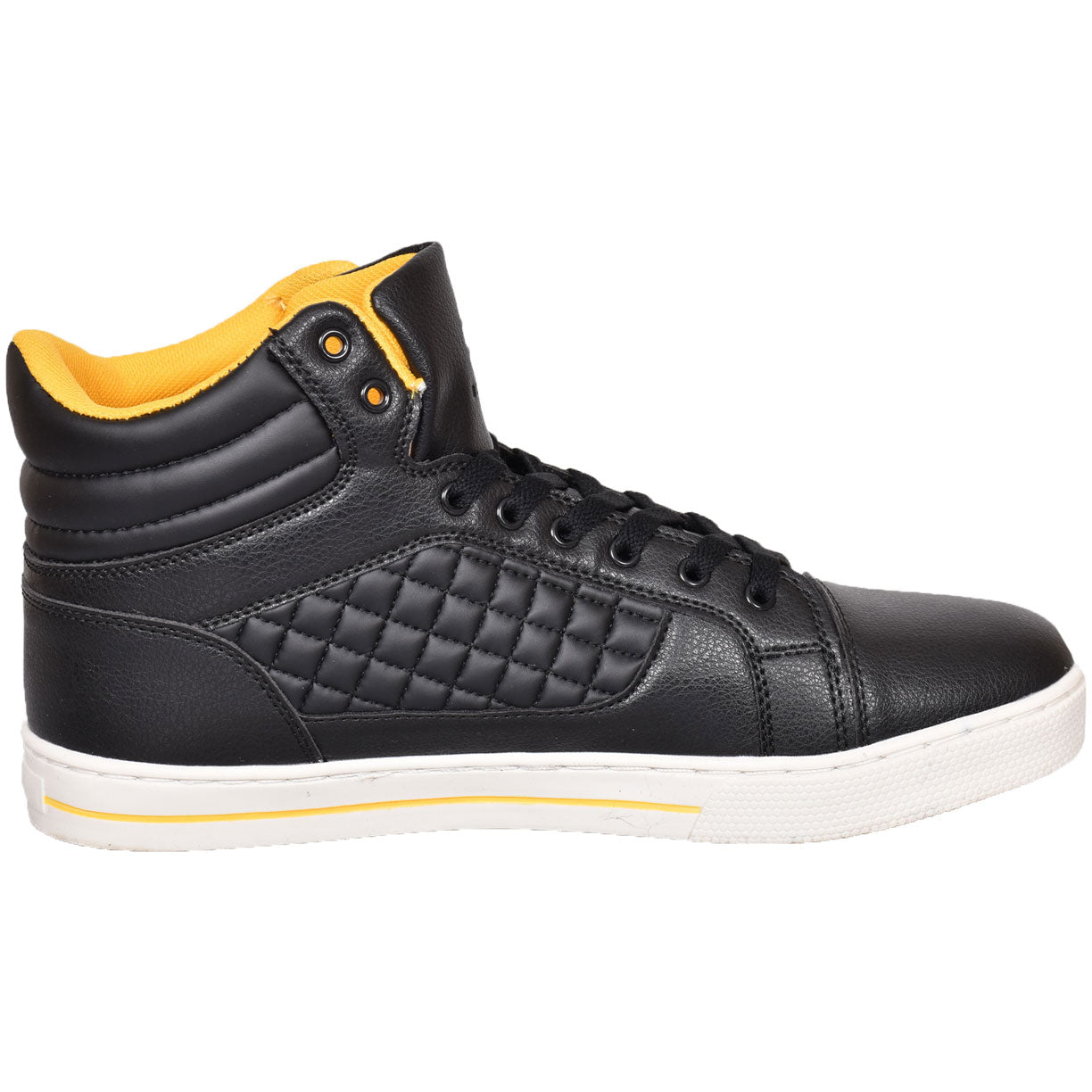 Crosshatch Trainers Tolfa Black