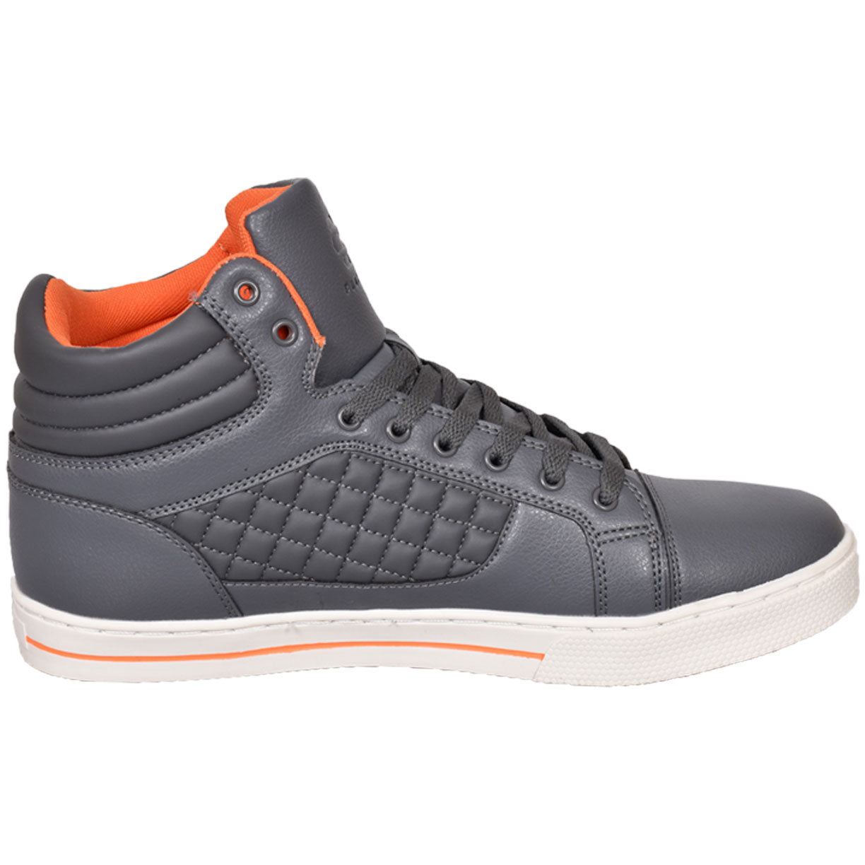 Crosshatch Trainers Tolfa Grey