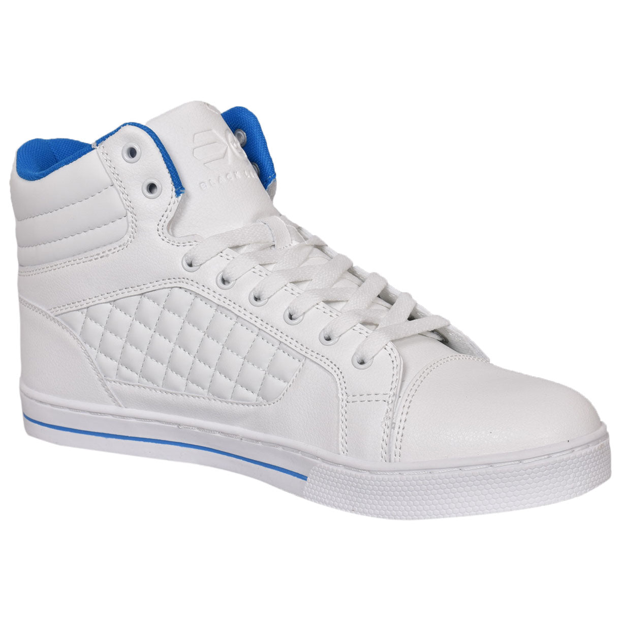 Crosshatch Trainers Tolfa White