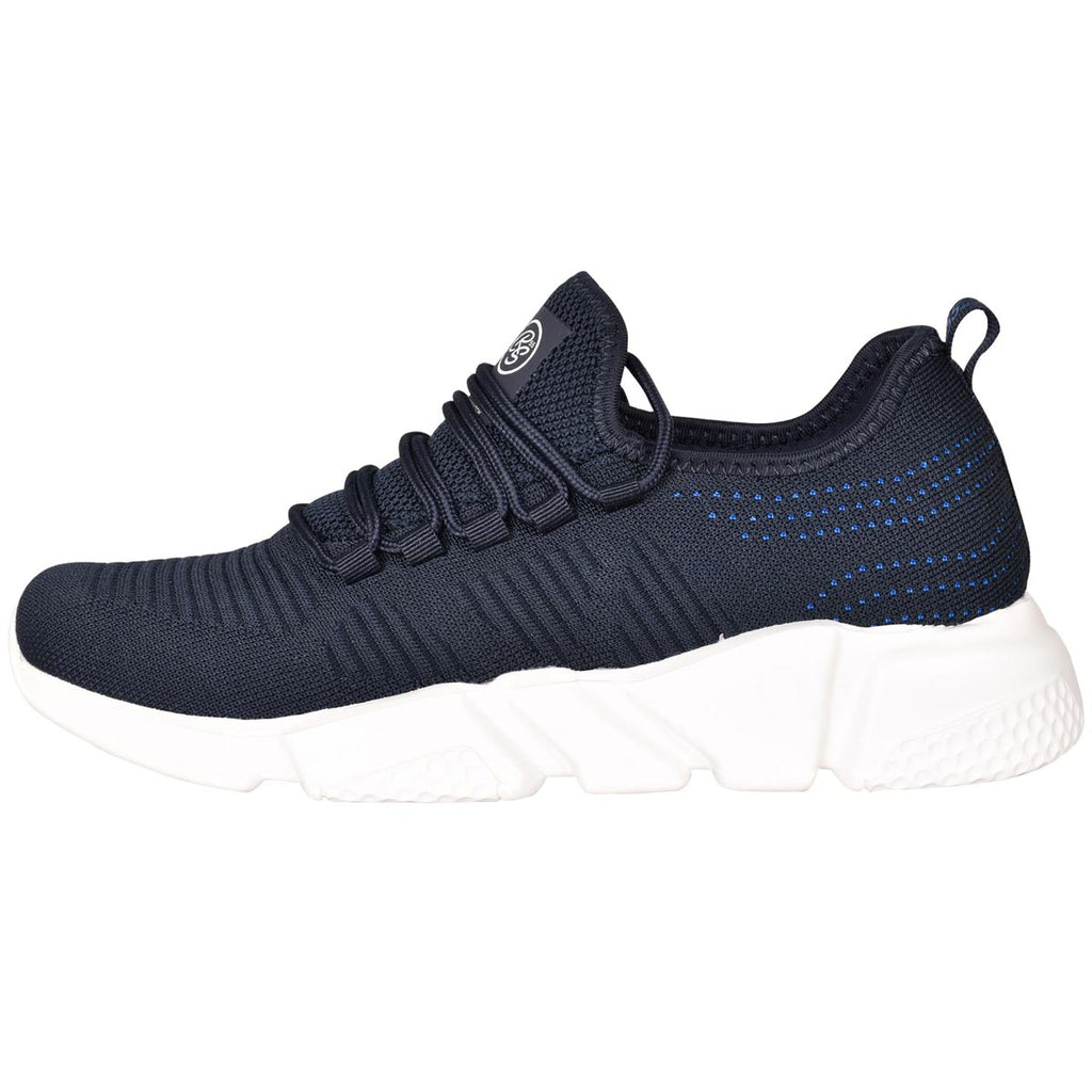 Crosshatch Mens Lace up Trainers Wingard