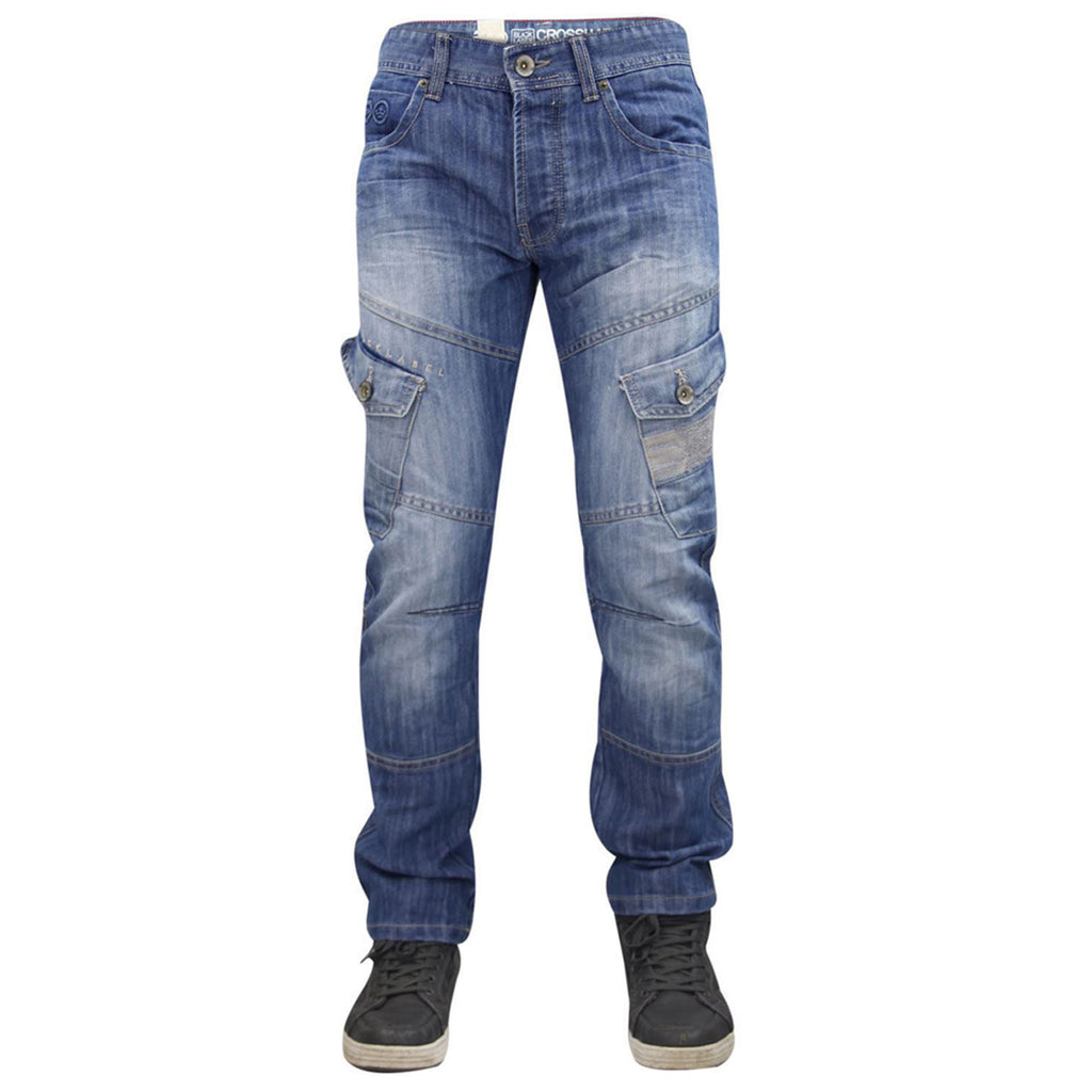 Crosshatch Jeans New Cargo