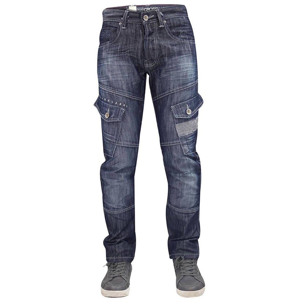 Crosshatch Jeans New Dark Wash