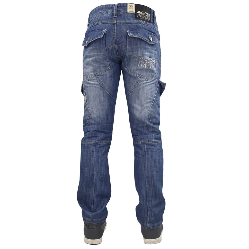 Crosshatch Jeans New Light Wash