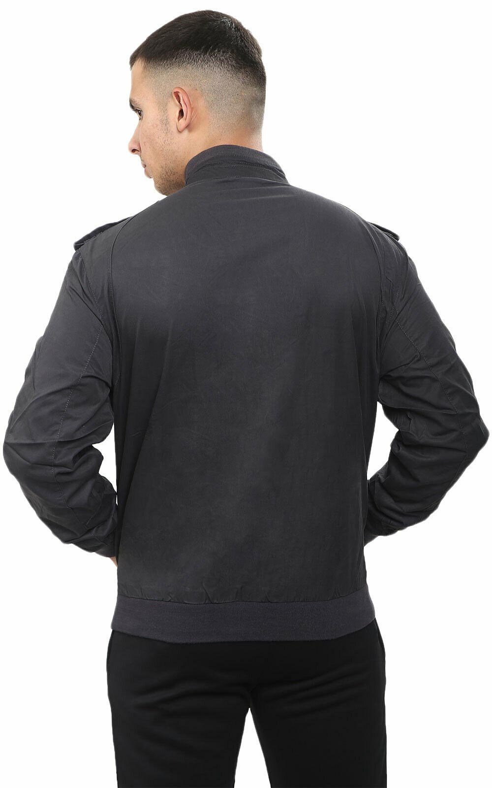 Mens Full Zip Jacket London
