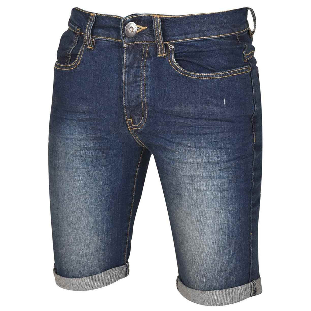 Loyalty & Faith Beattie Shorts Dark Wash