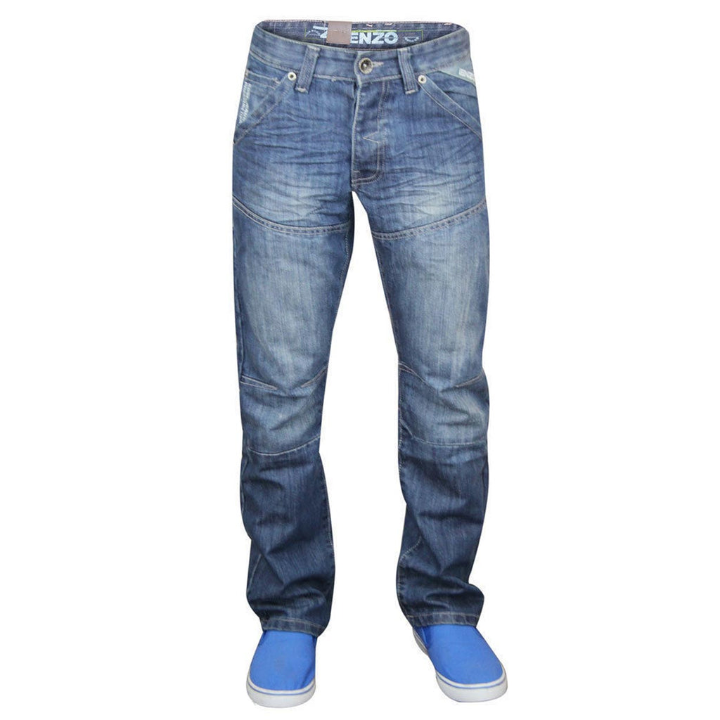 Enzo Jeans EZ243 Light Wash
