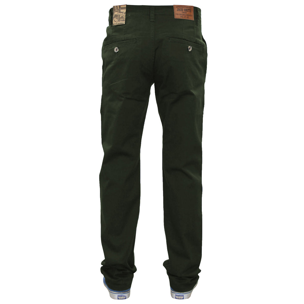 Jack South Jerez Chinos Black
