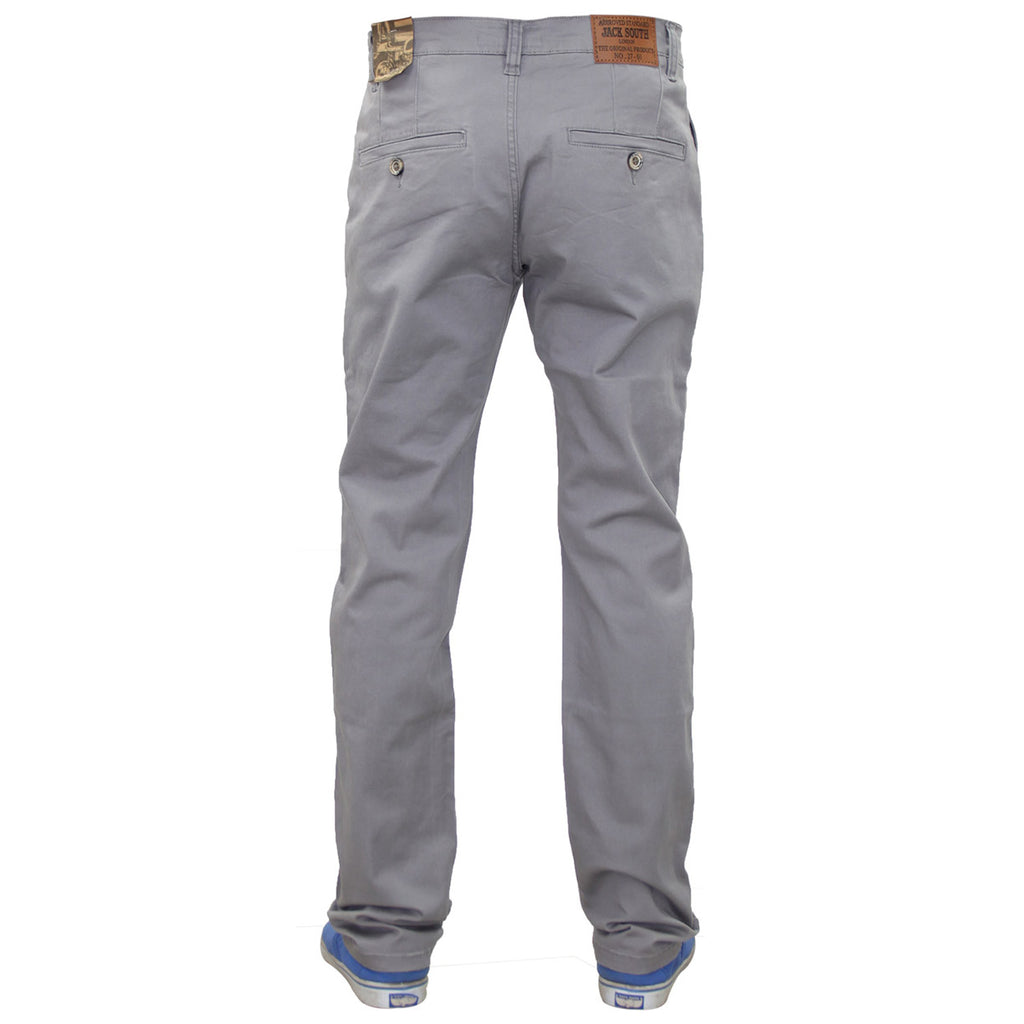 Jack South Jerez Chinos Dark Grey