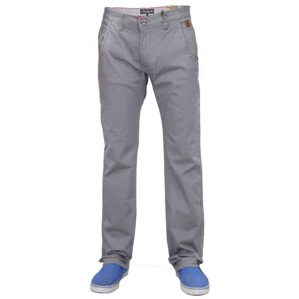 Jack South Jerez Chinos Grey
