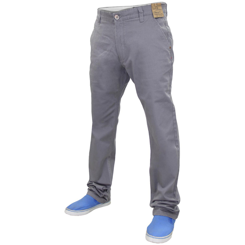 Jack South Nova Chinos Dark Grey