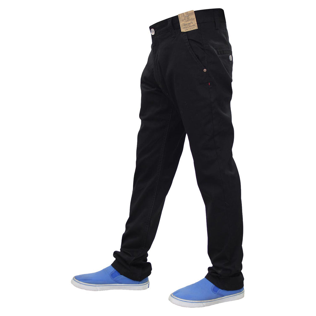 Jack South Nova Chinos Black