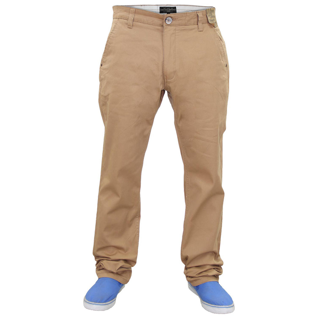 Jack South Nova Chinos Tobacco