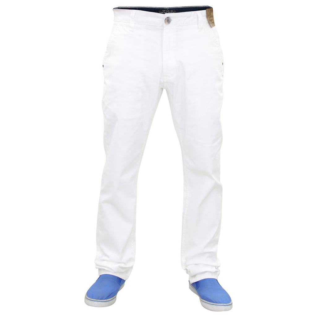 Jack South Nova Chinos Dark White