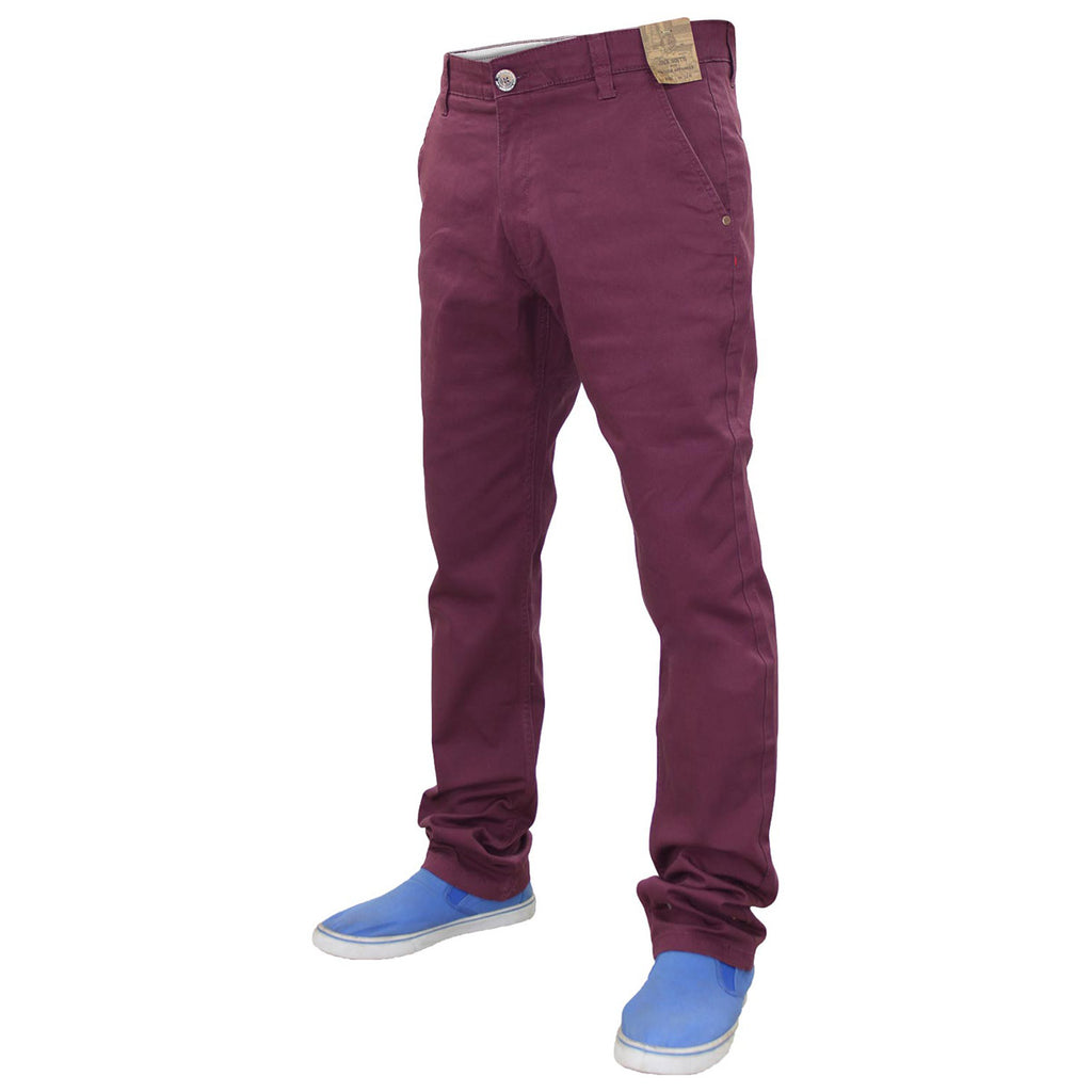 Jack South Nova Chinos White