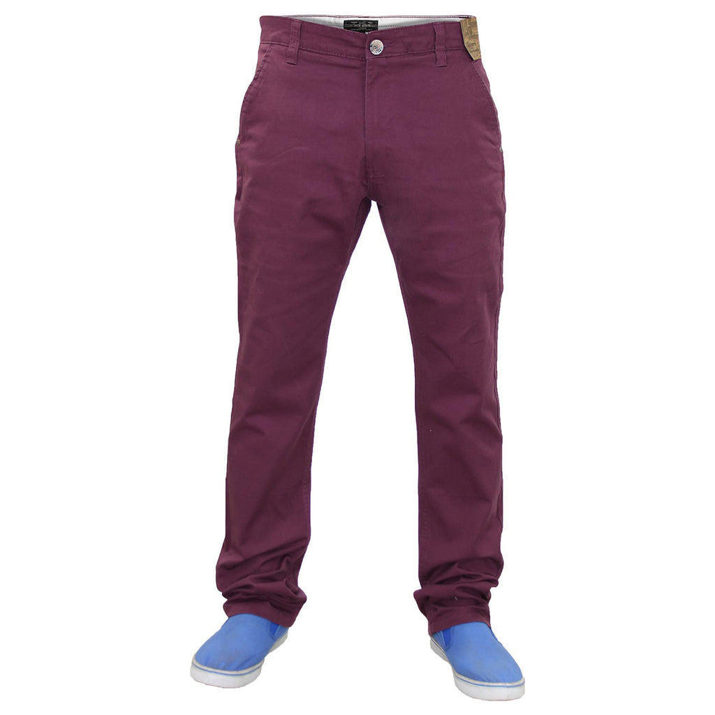 Jack South Nova Chinos Wine