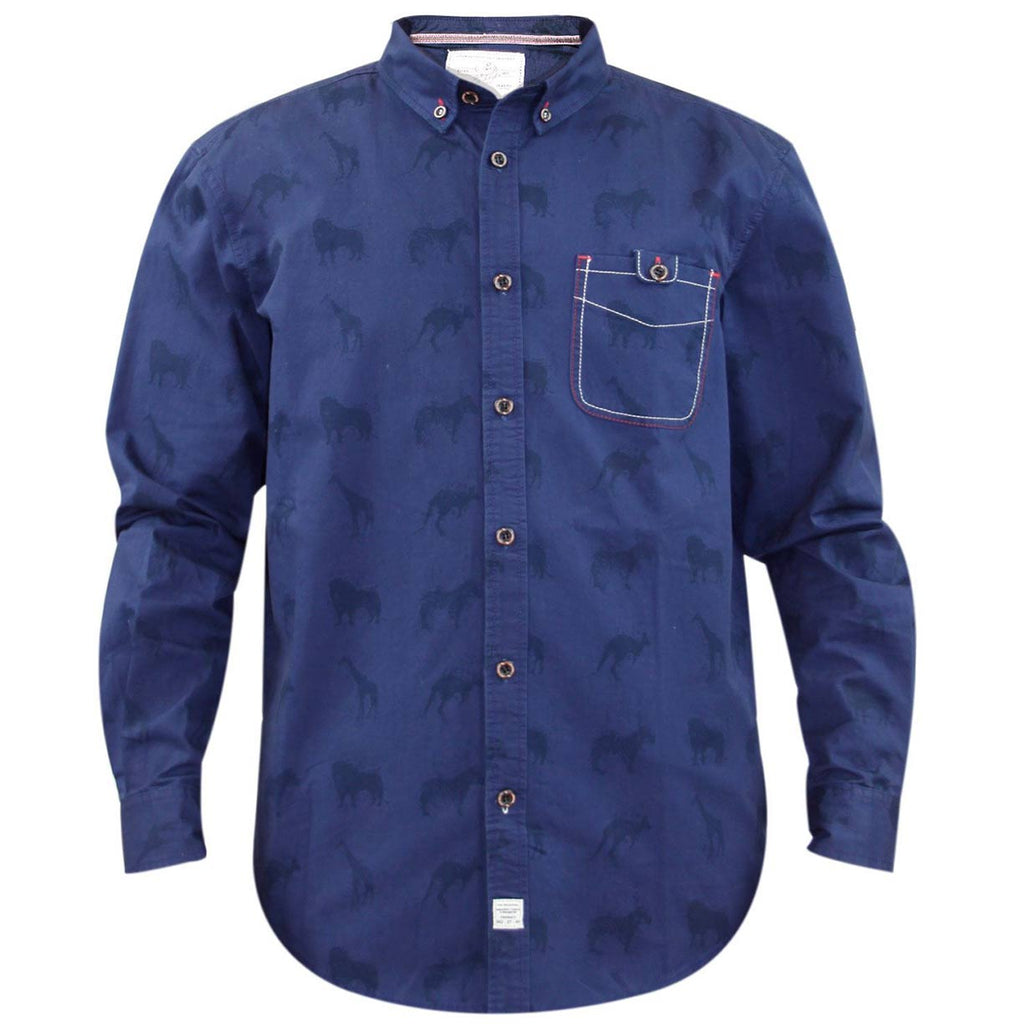 Jack South Shirt Universe Navy