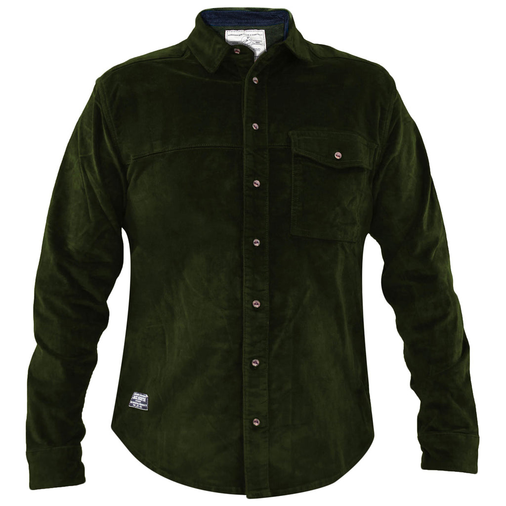 Jack South Men Shirt Alanis Green