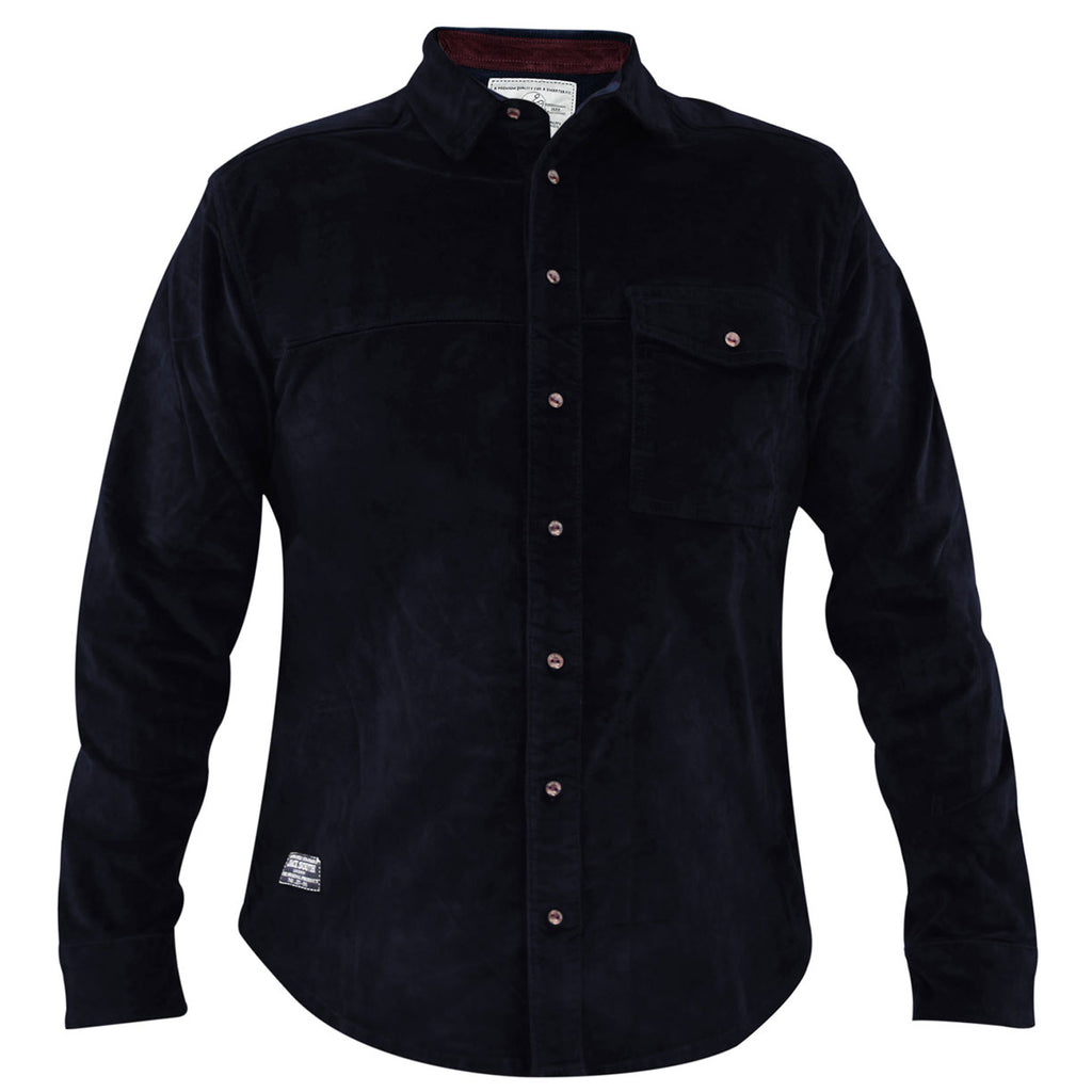 Jack South Men Shirt Alanis Navy