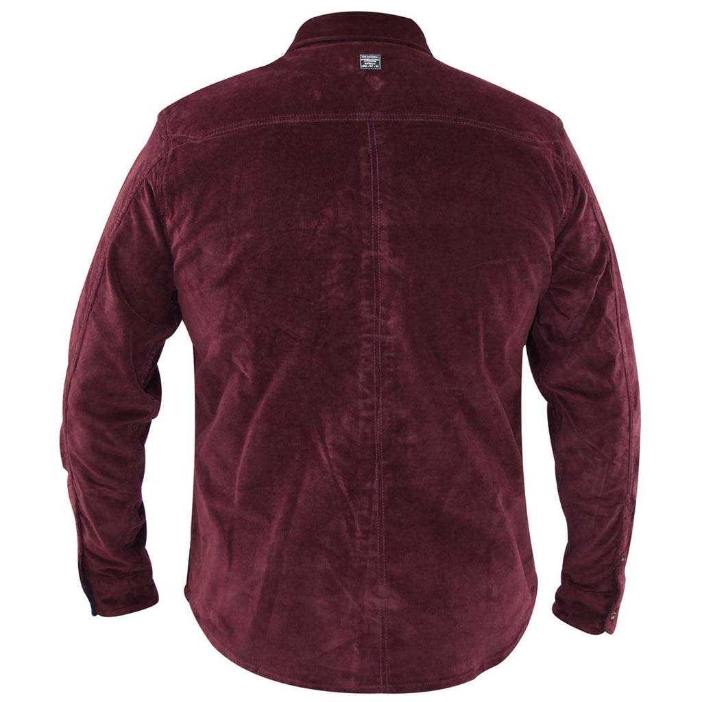 Jack South Men Shirt Alanis Wine