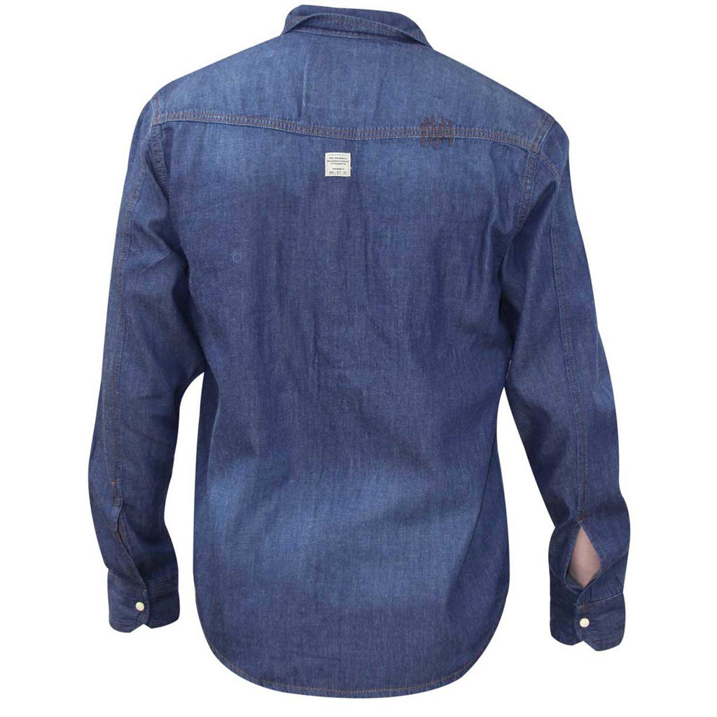 Jack South Shirt Juan Indigo