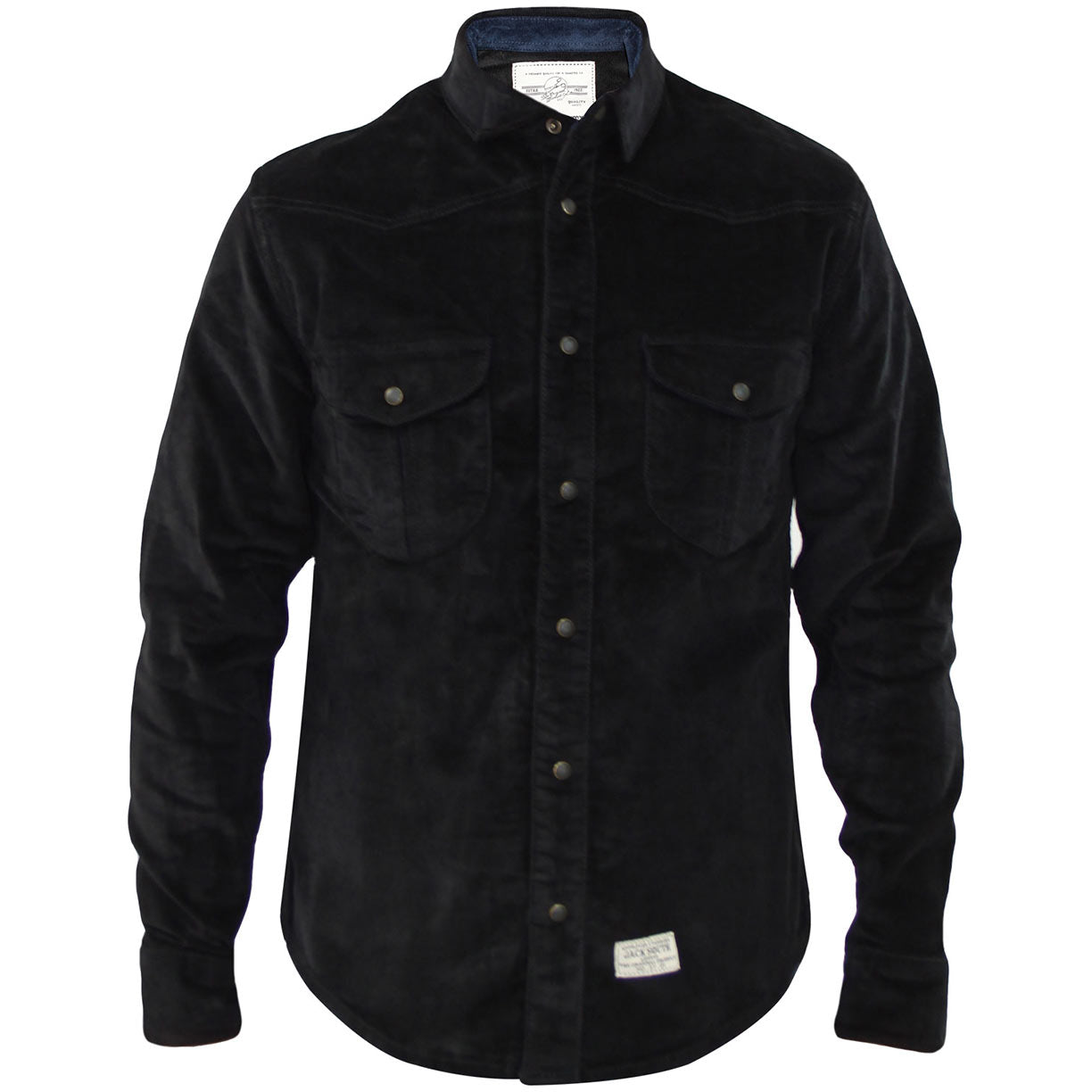 Jack South Shirt Soria Black