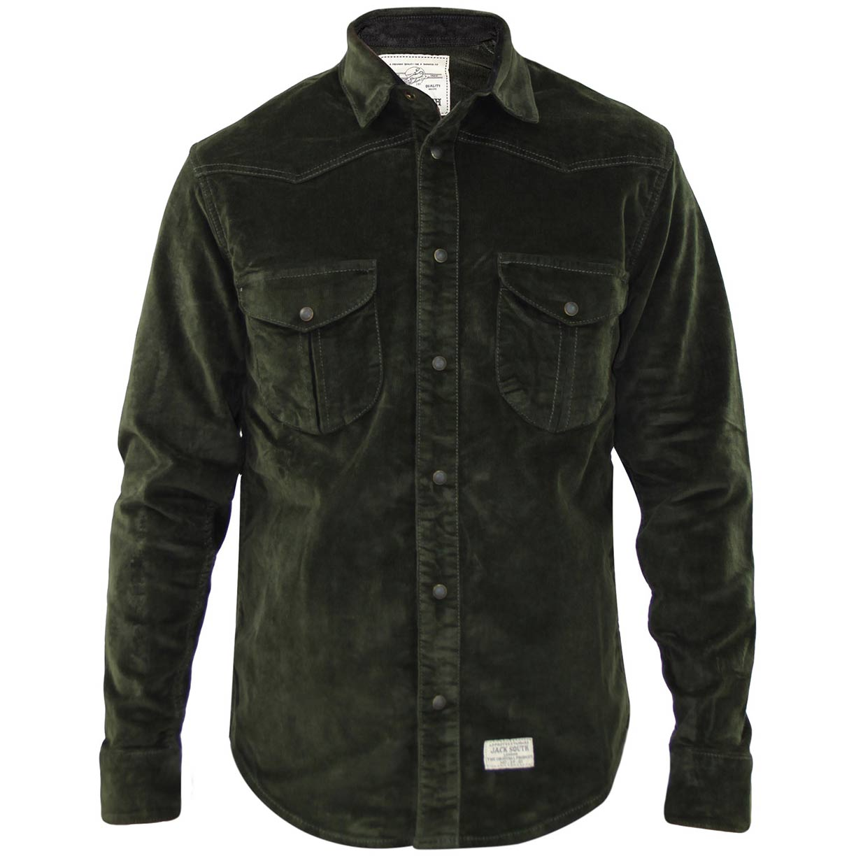 Jack South Shirt Soria Green