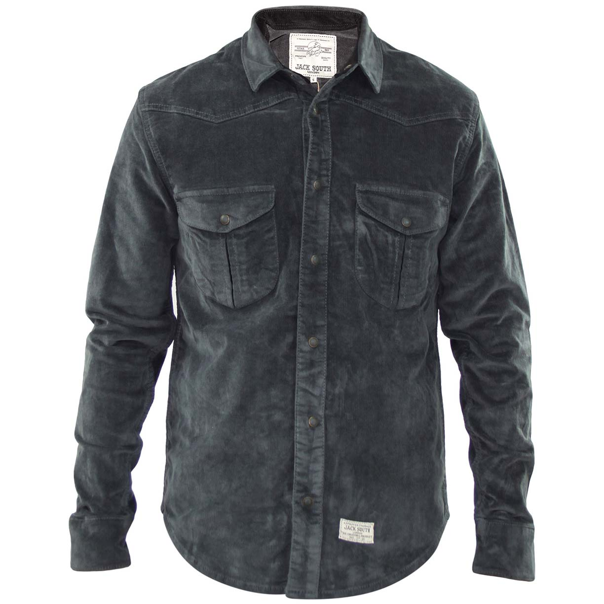 Jack South Shirt Soria Grey