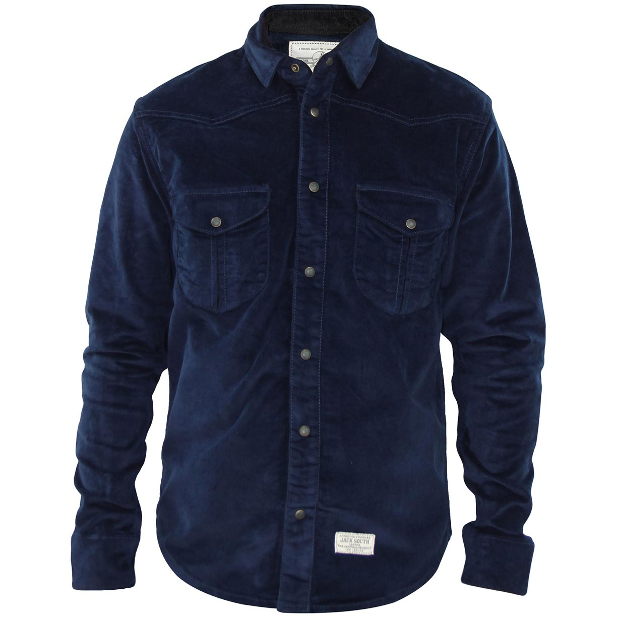 Jack South Shirt Soria Navy