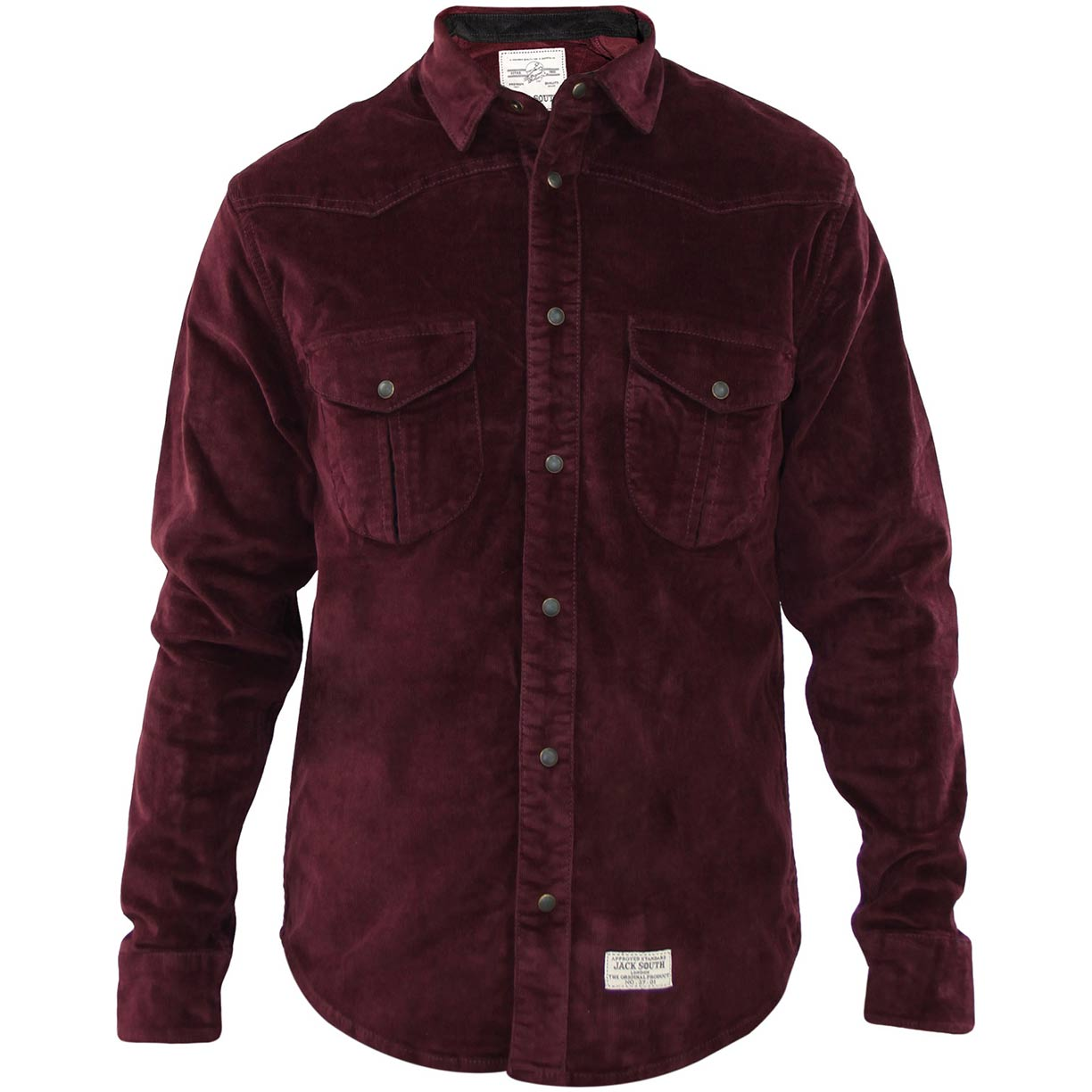 Jack South Shirt Soria Wine