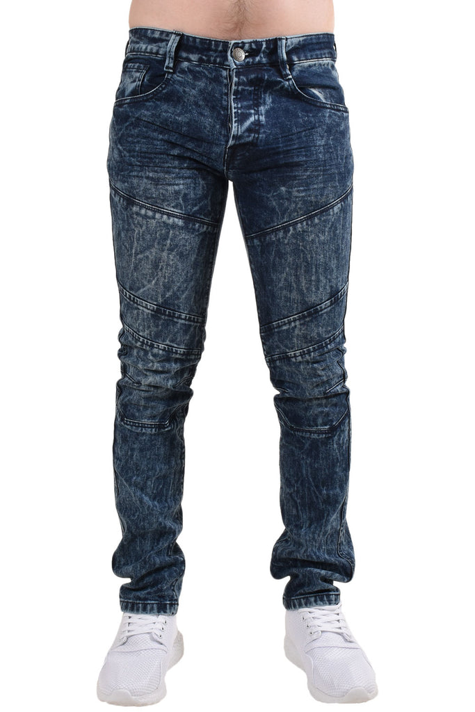 Loyalty & Faith Greece Jeans Blue