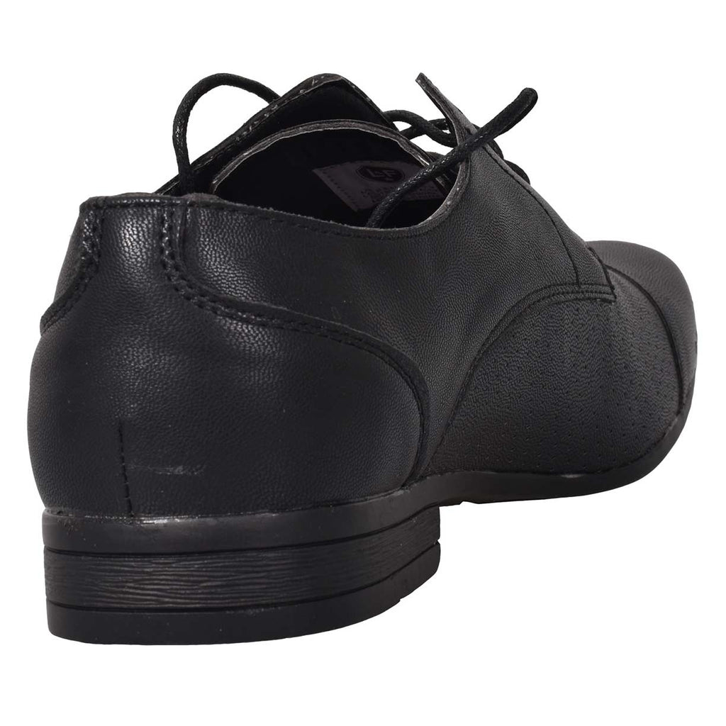 Loyalty & Faith Alex Derby Shoes Black