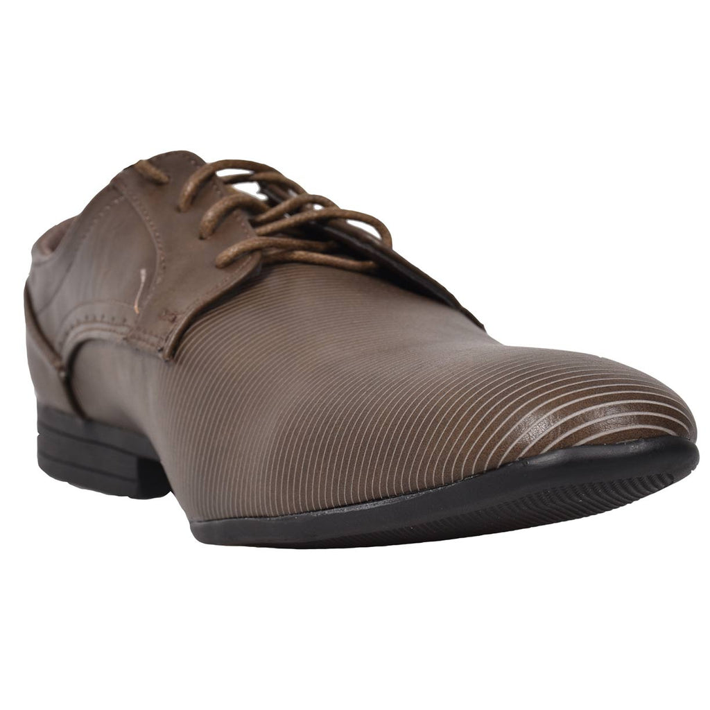 Loyalty & Faith Liam Derby Shoes Brown