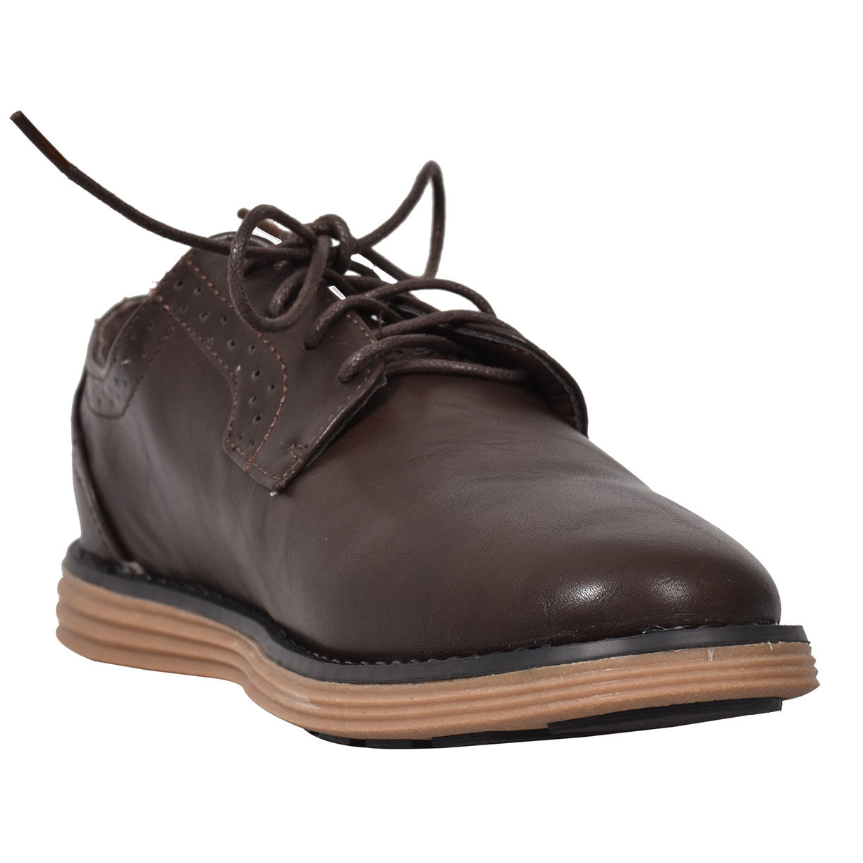 Loyalty & Faith Peter Derby Shoes Brown