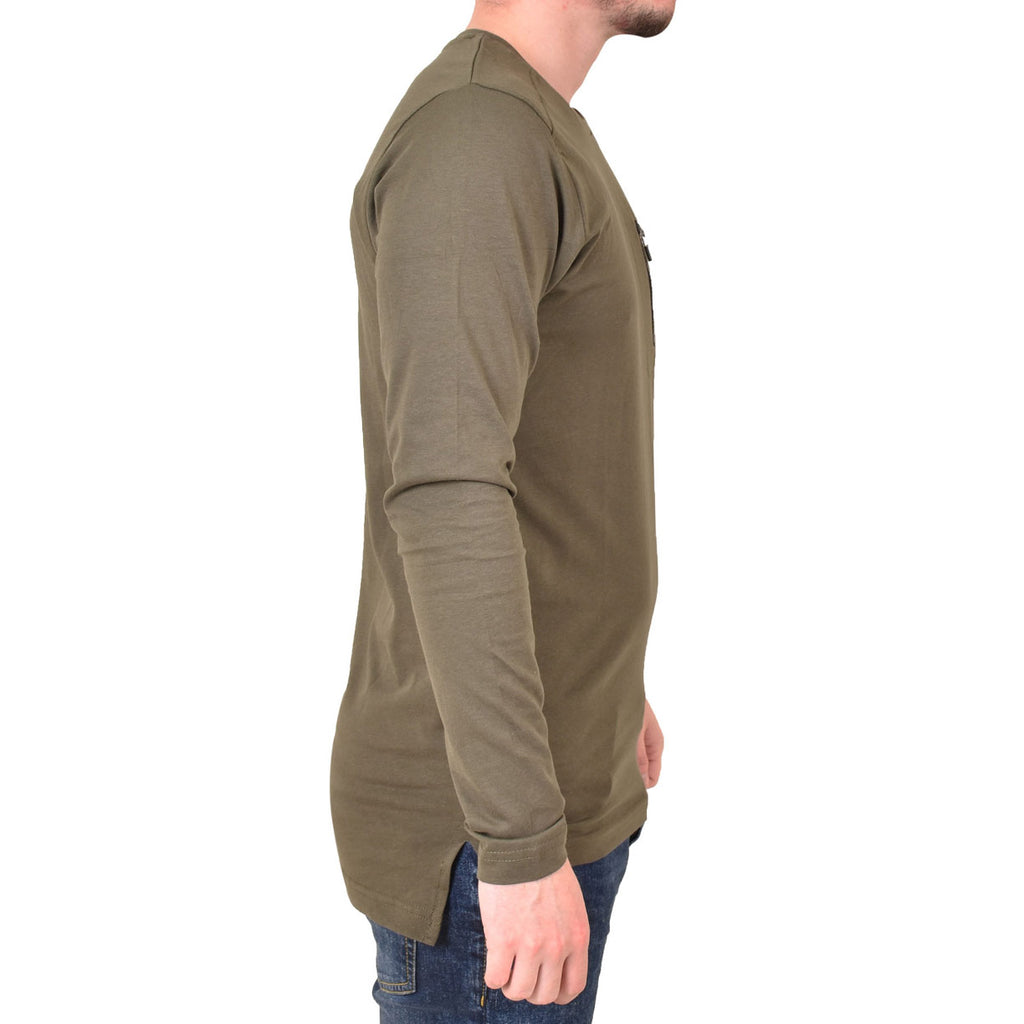 Loyality & Faith T Shirt Mix Khaki