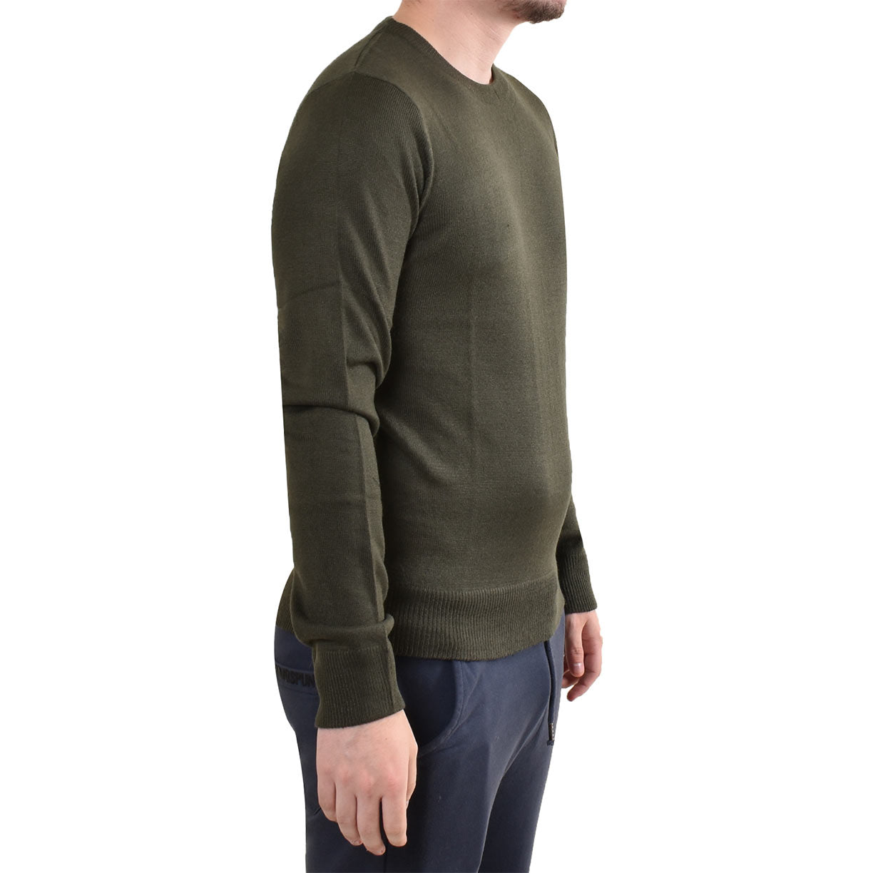 Loyalty & Faith Harry Fred Jumper Khaki