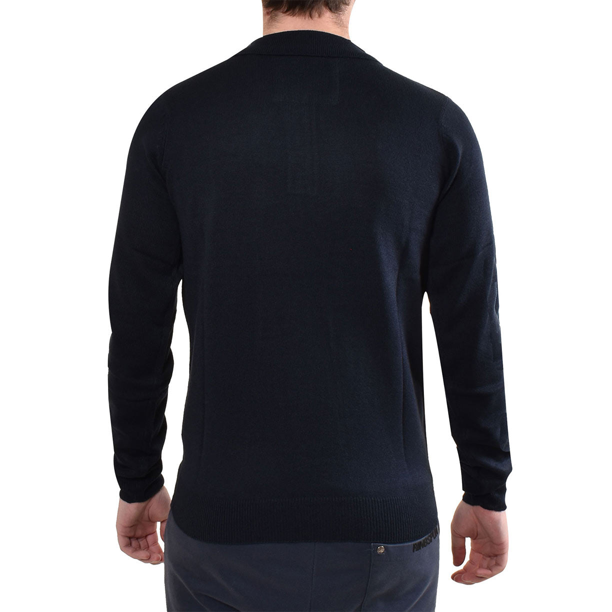 Loyalty & Faith Harry Fred Jumper Navy