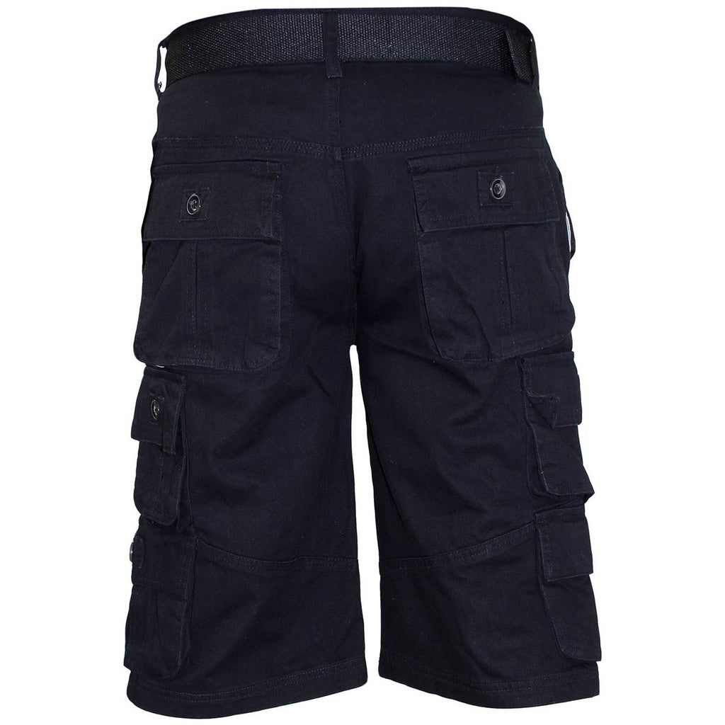 LLX Men Shorts 1311 Black