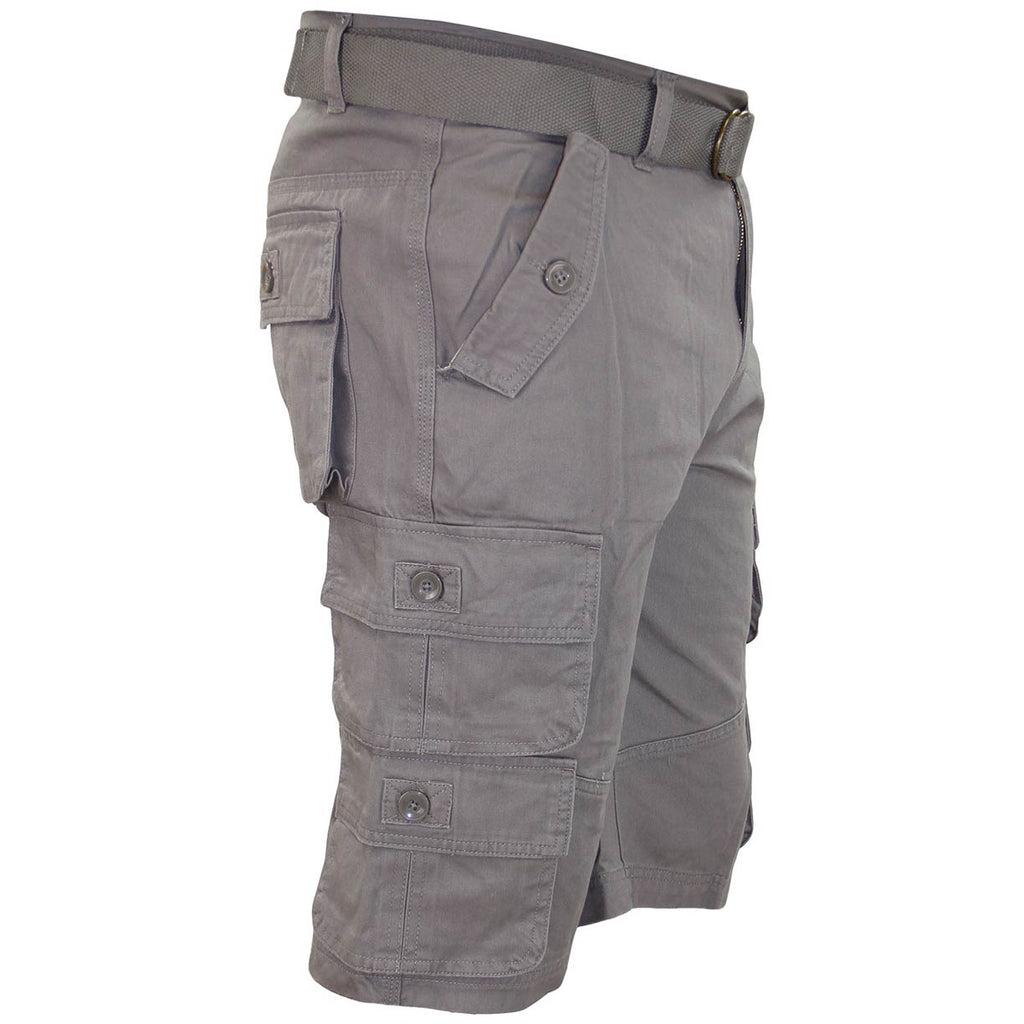 LLX Men Shorts 1311 Grey