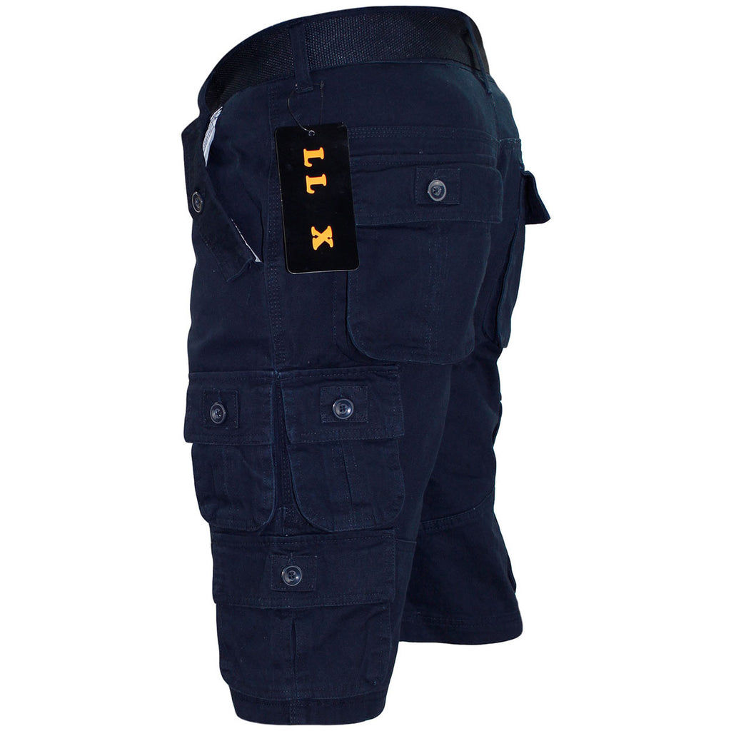 LLX Men Shorts 1311 Navy