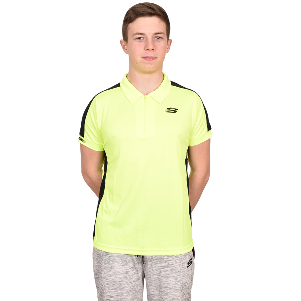 Skechers T Shirt Lucas Lime