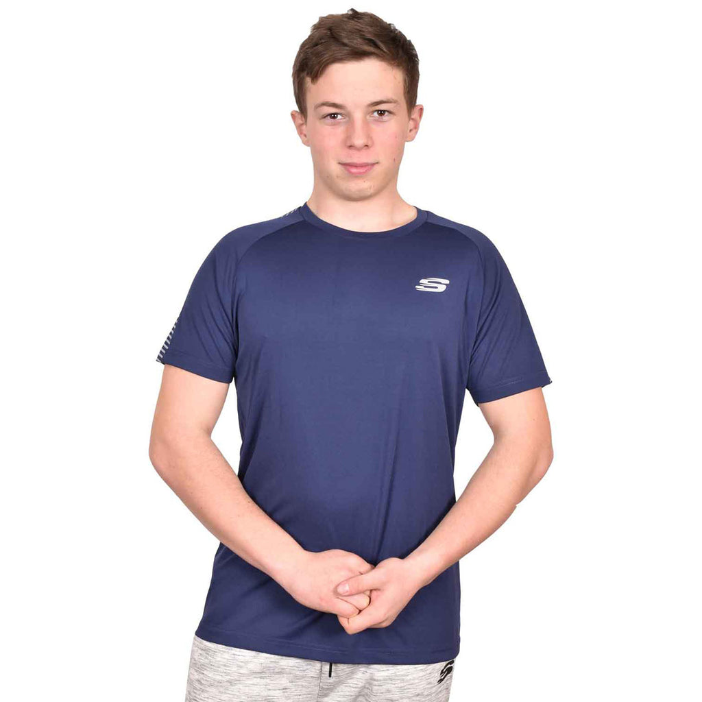 Skechers T Shirt Cronus Blue