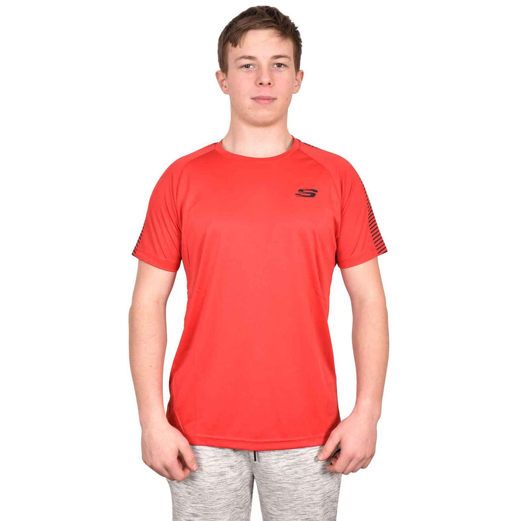Skechers T Shirt Cronus Red