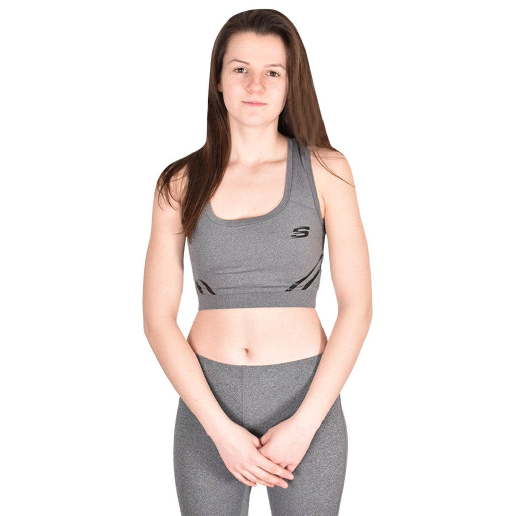Skechers Sports Bra Jaya Grey