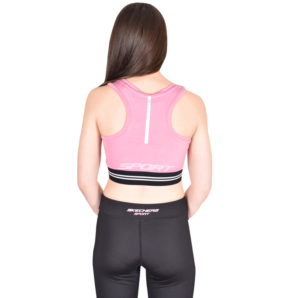 Skechers Sports Bra Lyanna Pink